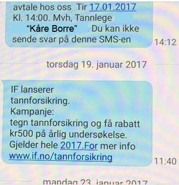 20170127 tannlege kaare Borre SMS