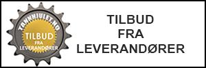 TILBUD FRA LEVERANDØRER 300X100 M RAMME