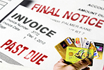 final notice kredittkort 150x100