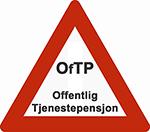 OPPMERKSOM skilt OFTP 150x132