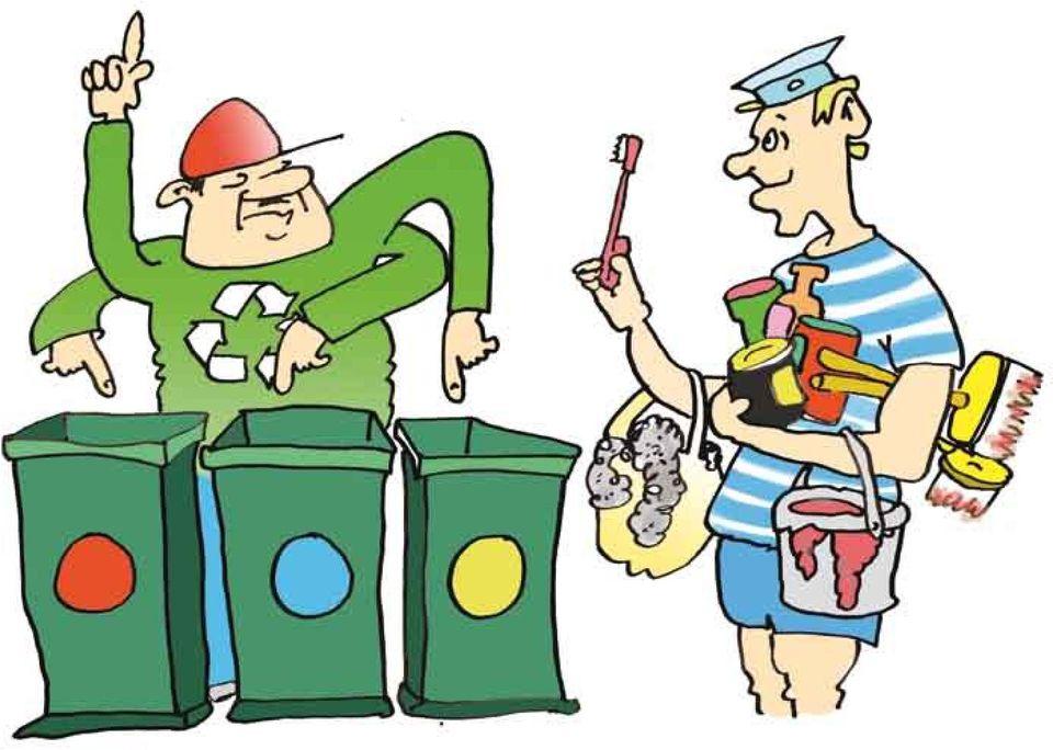avfallsortering