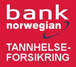 BankNorwegian TANNHELSEFORSIKRING 150X133