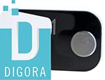 Digora plate og logo 150x115