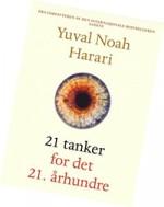 21 tanker for det 21 århundre HARARI BOK 10gr 200x250