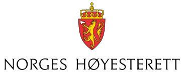 Hoyesterett logo