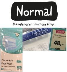 Normal produkter